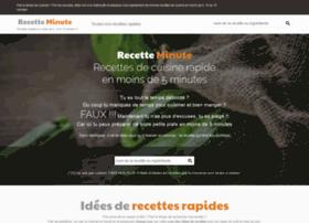 recetteminute.com