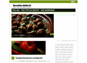 recettes-bebe.fr