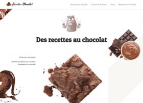 recettes-chocolat.com