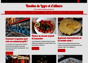 recettes-de-leyre-et-d-ailleurs.fr