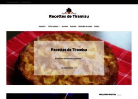 recettes-de-tiramisu.fr