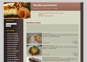 recettes-gourmandes.com