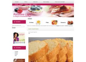 recettes-light.fr