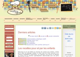 recettes-pour-enfants.com