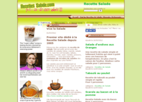 recettes-salade.com