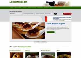 recettes.ameriquebec.net