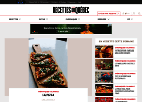 recettes.qc.ca