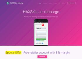 recharge.haxskill.com