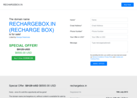 rechargebox.in
