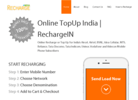 rechargein.com