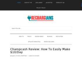 rechargians.com