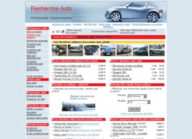 recherche-auto.com