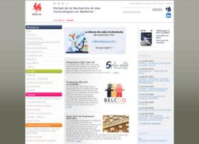 recherche-technologie.wallonie.be
