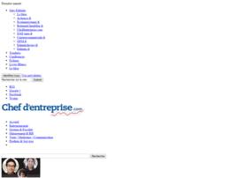 recherche.chefdentreprise.com