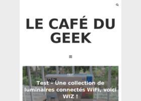 recherche.lecafedugeek.fr