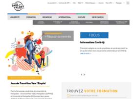 recherche.univ-montp3.fr