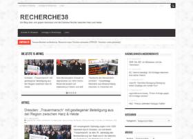 recherche38.info