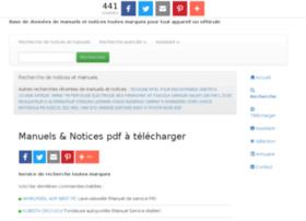 recherchemanuel.com