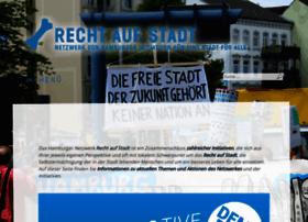 rechtaufstadt.net