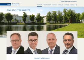 rechtsanwaelte-giw.de