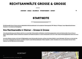 rechtsanwaelte-grosse-grosse.de
