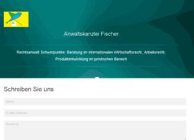 rechtsanwalt-andreas-fischer.de