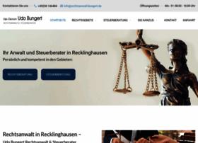 rechtsanwalt-bungert.de