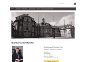 rechtsanwalt-in-muenster.de