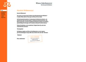 rechtsanwalt-jakobsmeyer.de