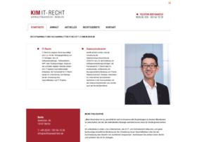 rechtsanwalt-kim.de