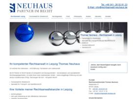 rechtsanwalt-neuhaus.de