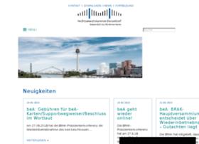 rechtsanwaltskammer-duesseldorf.de