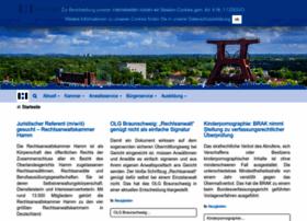 rechtsanwaltskammer-hamm.de