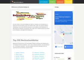 rechtschreibtipps.de