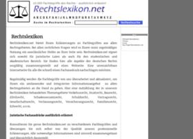 rechtslexikon24.net