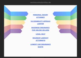 rechtsschutzinfos.de