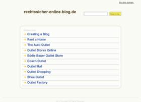 rechtssicher-online-blog.de