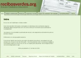 recibosverdes.org