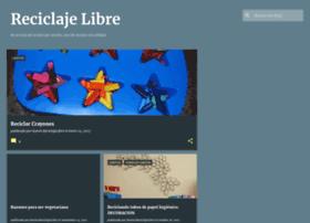 reciclajelibre.blogspot.com
