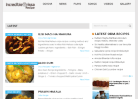 recipe.incredibleorissa.com