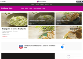 recipe.univision.com