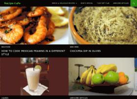 recipecafe.org