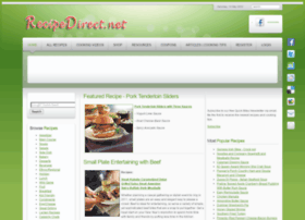 recipedirect.net