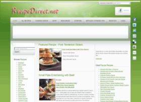 recipedirect.net