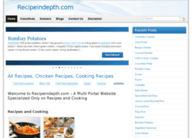 recipeindepth.com