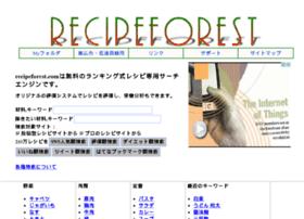 recipemap.net