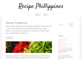 recipephilippines.com
