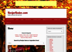 reciperodeo.com