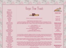 recipes-from-friends.com