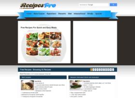 recipes-pro.com